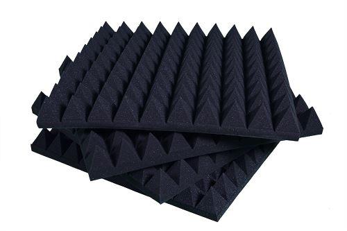 pannelli fonoassorbenti piramidali keyhelm d30