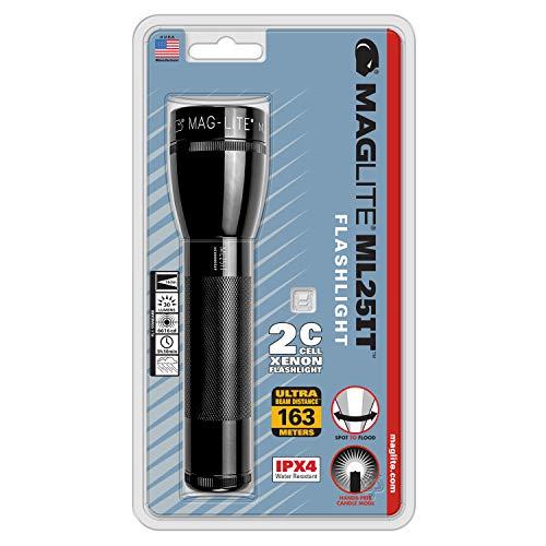 Mag-Lite Ml25It -2016 2-C - Torcia Cellulare Con Xenon-Lampadina 30 Lumens