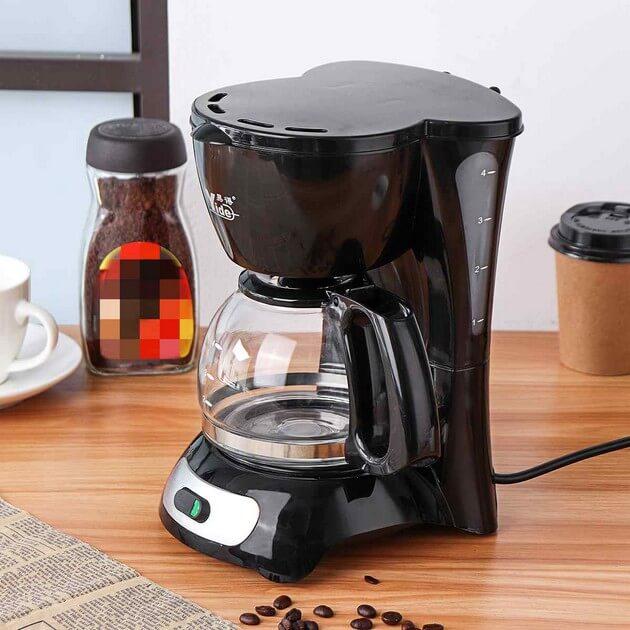 macchina per il caffè americano professionale