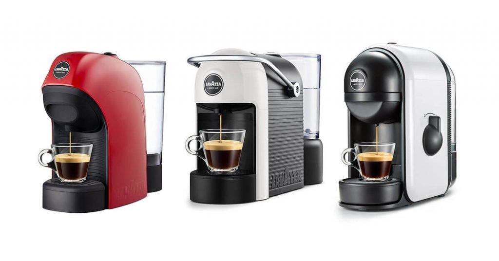 macchine da caffè lavazza