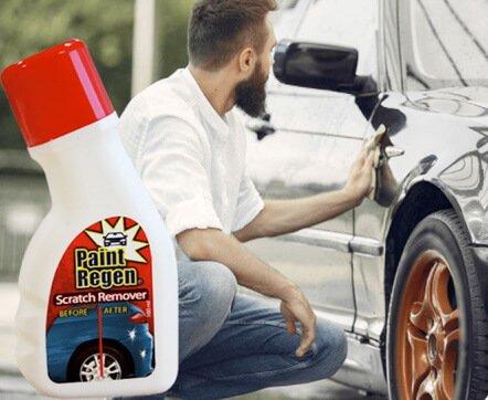 paint regen utilizzo auto carrozzeria