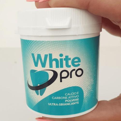 confezione white pro